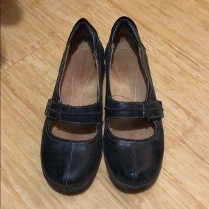 Naturalizer Mary Jane black shoes size:7